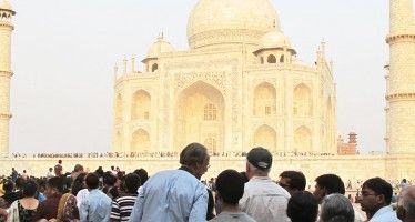Réserver un ticket coupe-file au Taj Mahal